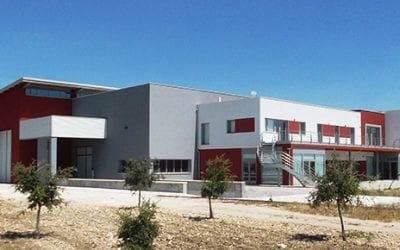 Bodegas Briego trusts Nirosa for its new facilities