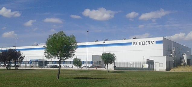Benteler (Venta de Baños) extends its Facilities