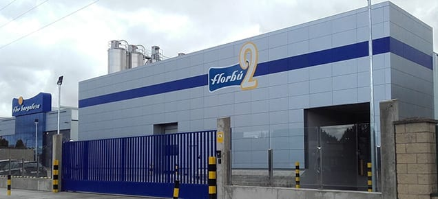 Florbú avances in its industrial projects