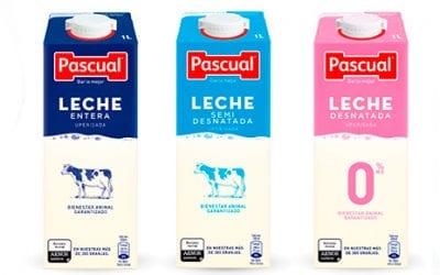 Nirosa acompaña a Pascual en la mejora del Brik de leche