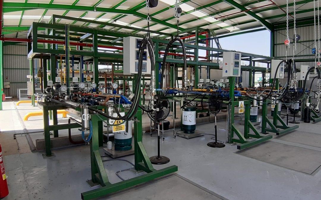 Nirosa lleva a cabo un proyecto EPCM para la joint venture Tris Hispania – Agrofresas